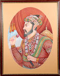 Classical Indian Art Gallery - ИМПЕРАТОР SHAHJAHAN