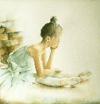 Modestas Mykolaitis - Break for little pointe shoes