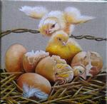 Joelle Beuscart - Chicks